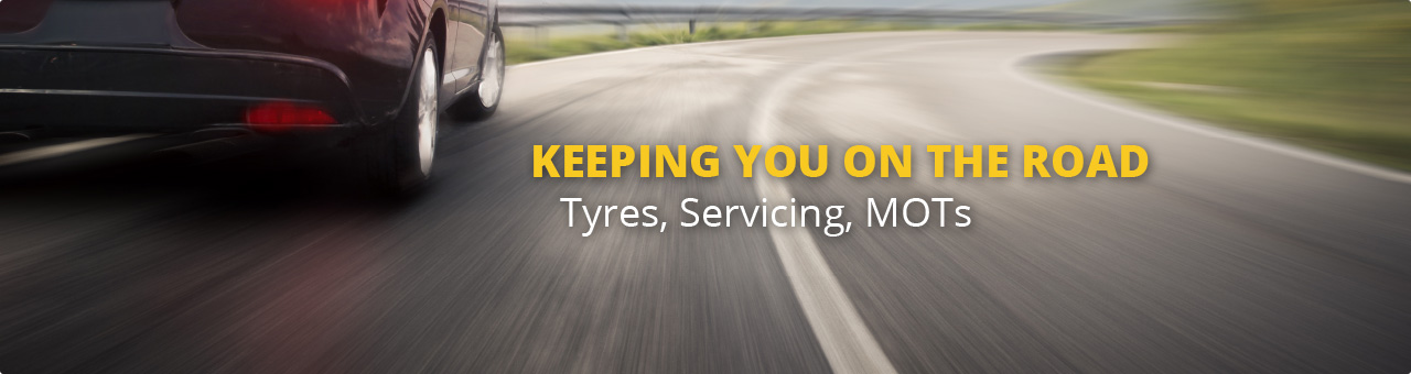 Wiltshire Tyres - Keeping you on the road